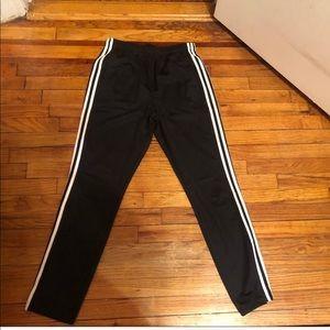 ADDIAS 3 stripe sweats